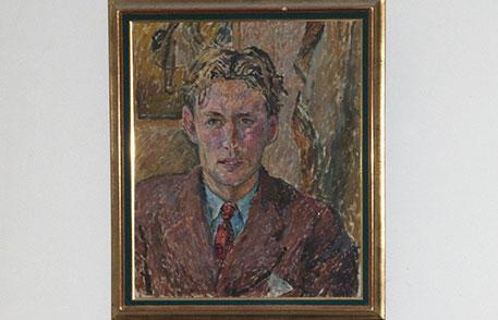 Portrait de Maciej Morawski, couleur
