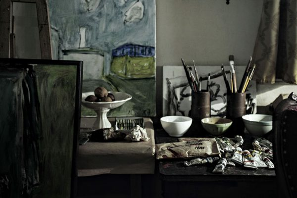 La chambre de Jozef Czapski